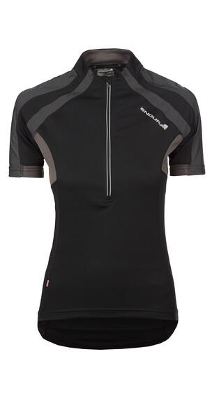 Endura Hummvee Bike Jersey Shortsleeve Women black